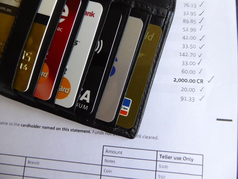 werking van een creditcard